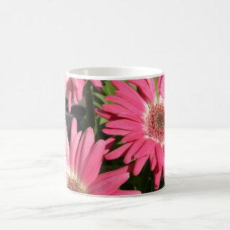 Pink Gerbera Daisy Mug