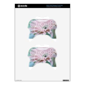 Pink Gerbera Daisy Xbox 360 Controller Decal