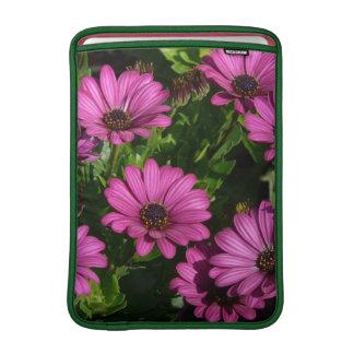 Pink Gerbera MacBook Sleeve