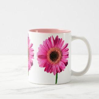 Pink Gerbera Mug