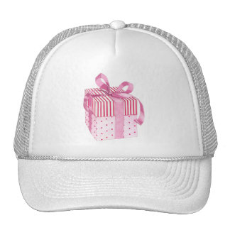 Pink Gift Hat