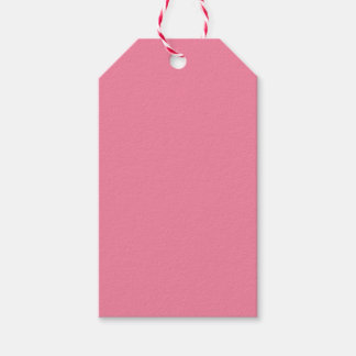 Pink Pack Of Gift Tags