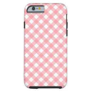 Pink Gingham iPhone 6 iPhone 6 Case