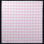 "Pink Gingham Pattern Napkin<br><div class=""desc"">pink,  gingham,  pattern,  patterned,  patterns,  &quot;pink gingham&quot;,  country,  countryside,  &quot;light pink&quot;,  &quot;pale pink&quot;,  &quot;baby pink&quot;,  check,  checks,  checkered,  checked,  cute,  farm,  rural,  plaid,  pretty,  sweet,  simple,  girly,  retro,  vintage,  modern,  contemporary,  fresh,  fabric,  kitchen,  cotton,  material,  squares,  square,  squared,  cloth,  tablecloth,  teacloth,  texture,  white,  classic,  rustic,  farmer,  shabby,  chic</div>"