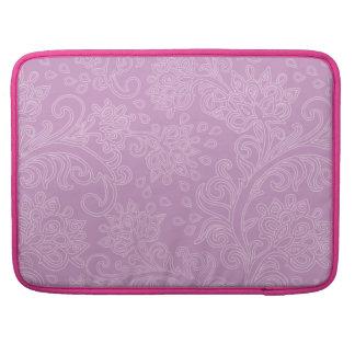 Pink Girly Boho Design Sleeve For MacBook Pro