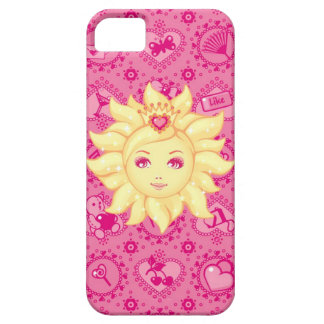 Pink Girly Case for iPhone 5