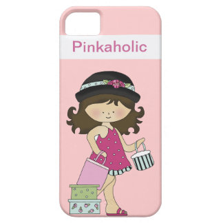 Pink Girly iPhone 5 Cases