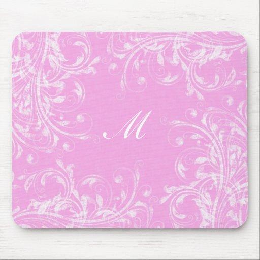 Pink Girly Mousepads
