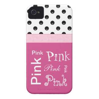 Pink Girly Things iPhone Cases iPhone 4 Cases