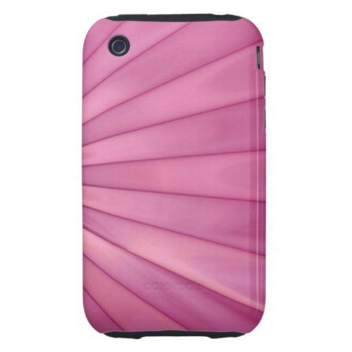 Pink Glamorous iPhone 3/3GS Case Tough iPhone 3 Coberturas