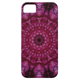 Pink glass ceiling iPhone SE/5/5s case