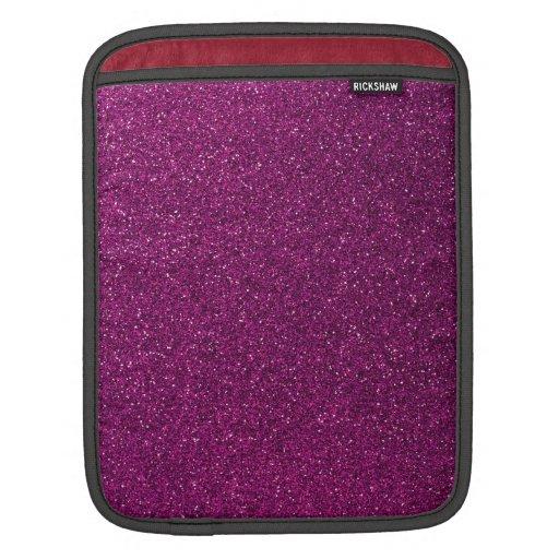 Pink Glitter iPad Sleeve