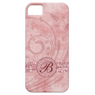 Pink Glitter iPhone 5 Cases