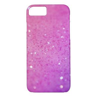 Pink Glitter iPhone 7 Case