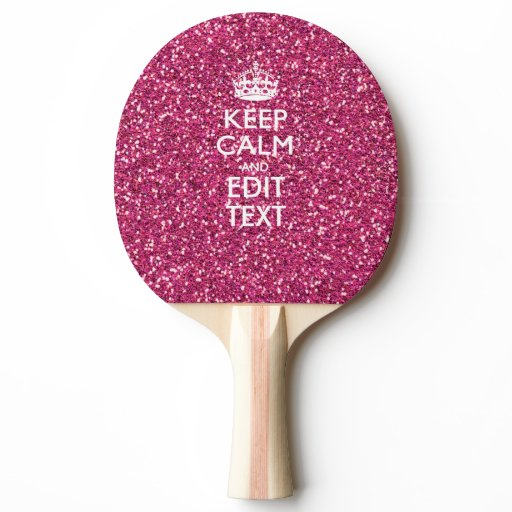 pink_glitter_personalized_keep_calm_and_your_text