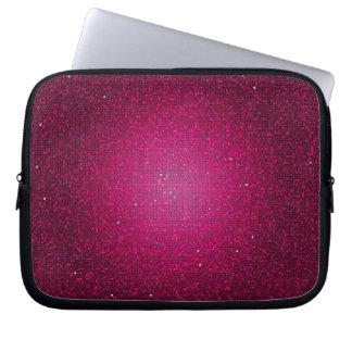 Pink Glitter Sequin Disco Glitz Protective Case