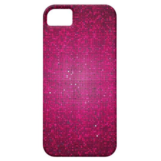 Pink Glitter Sequin Mate ID™ iPhone 5 Case