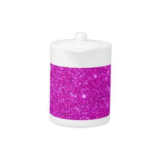 Pink Glitter Sparkle Customizable Design
