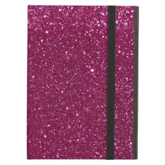 Pink Glitter Sparkles iPad Air Case