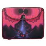 Pink Goblin – Magenta & Violet Delight MacBook Pro Sleeves