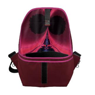 Pink Goblin – Magenta & Violet Delight Messenger Bag