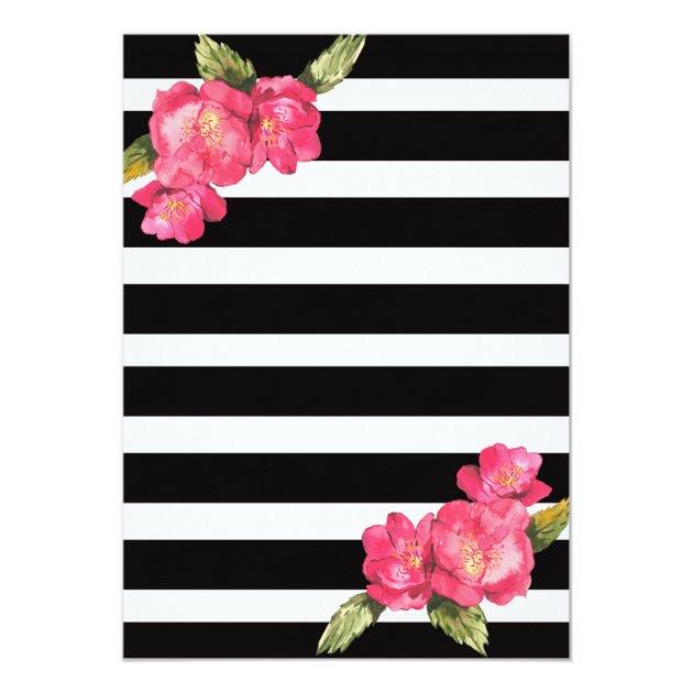 Pink Gold Black White ...