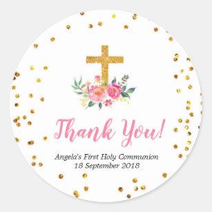 Baptism Stickers Sticker Designs Zazzle