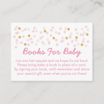 graphic regarding Bring a Book Baby Shower Insert Free Printable named Ebook Check with Playing cards - Minimal Prints Events