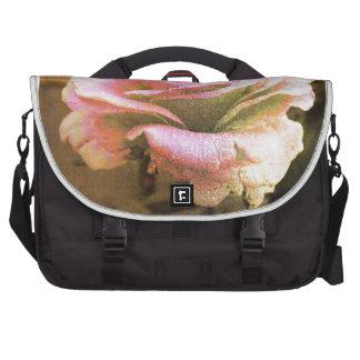 Pink golden delicious computer bag