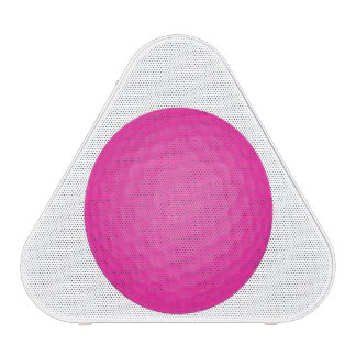 Pink Golf Ball Bluetooth Speaker