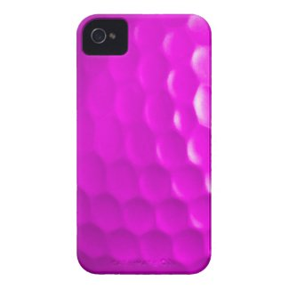Pink Golf Ball Iphone 4/4S Case casemate_case