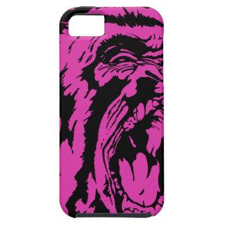 Pink Gorilla iPhone SE/5/5s Case