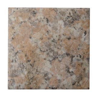 Pink Granite Photo Tile
