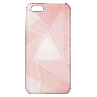 Pink Grapefruit Artsy Design iPhone 5C Case