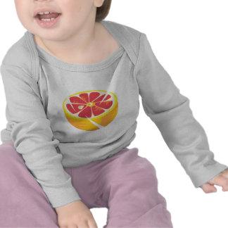 pink grapefruit tee shirt
