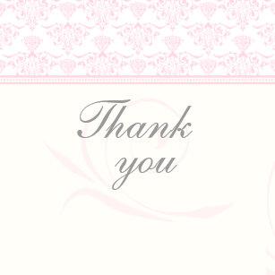 shabby thank you wedding stickers labels zazzle