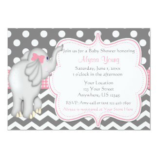 1 000 pink gray baby shower invitations pink gray baby shower