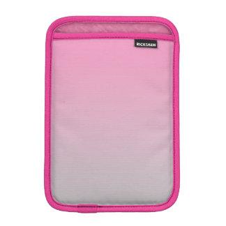 Pink & Gray Ombre iPad Mini Sleeve