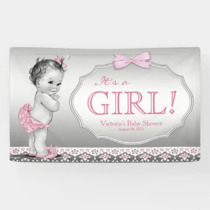 baby shower banners zazzle