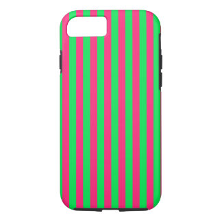 Pink & Green Bubble Gum iPhone 8/7 Case