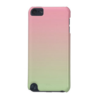 Pink & Green Ombre iPod Touch (5th Generation) Cover