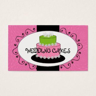 wedding cake business from home cake business cards amp templates zazzle 22133