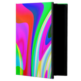 Pink Green Yellow Abstract Powis iPad Air 2 Case