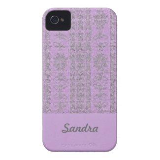 pink grey damask pattern casematecase