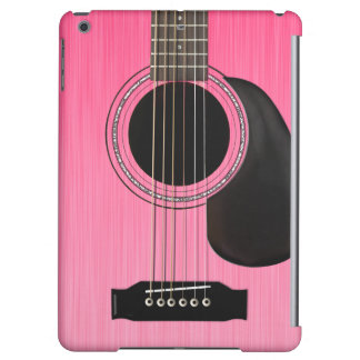 Pink Guitar Pad iPad Air Case