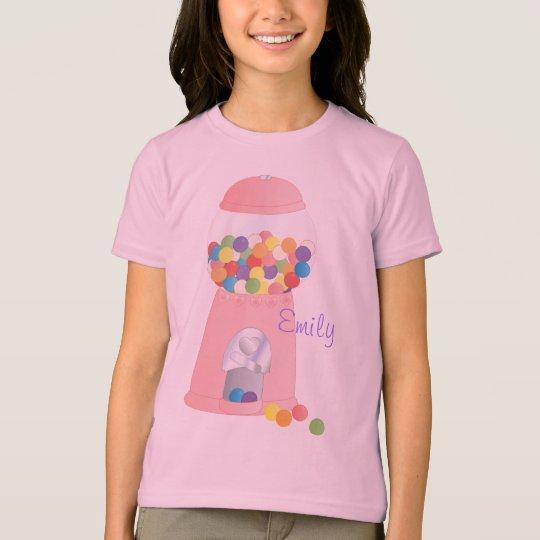 Pink Gumball Machine T-Shirt