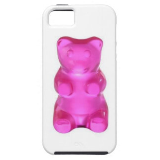 Pink gummy bear iphone case iPhone 5 covers