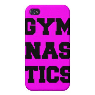 Pink Gymnastics iPhone Case