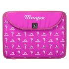 Pink Gymnastics MacBook Pro Sleeve