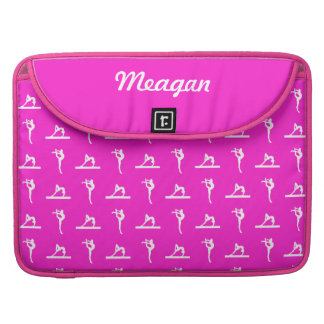 Pink Gymnastics MacBook Pro Sleeve